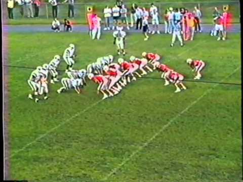 1990 Bardstown Football v. Raceland