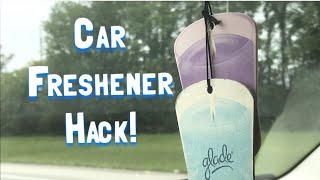 Car Freshener Hack