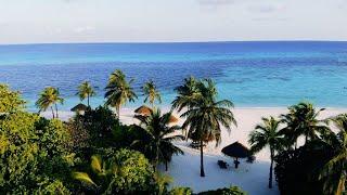 Maldives. Kuredu Resort \u0026 Spa