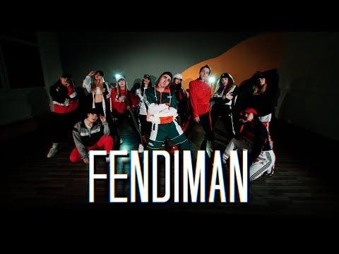 Jackson Wang - Fendiman | Choreography by Arturs Devels | @JacksonWang852