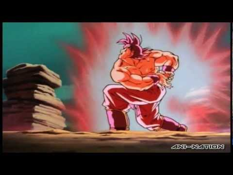 kaioken x3 and x4 youtube