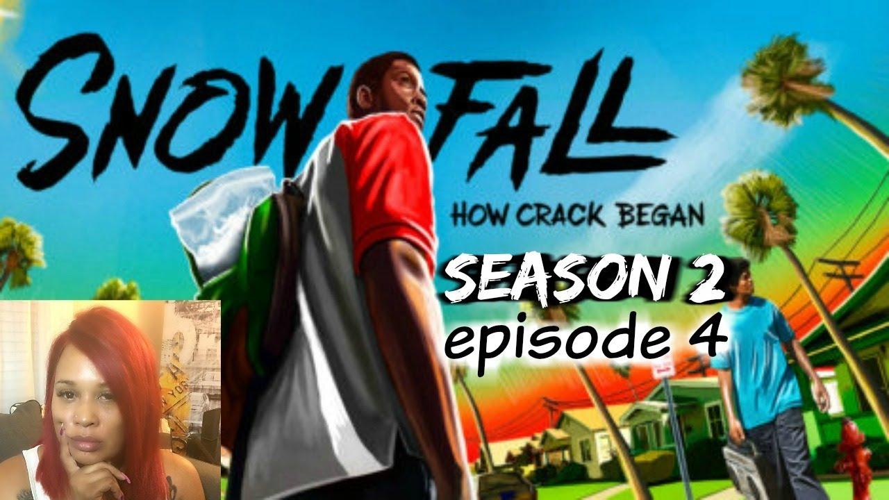 Download Snowfall FX Recap and Review  S2 E4  Jingle Bell Rock  Talisa Rae