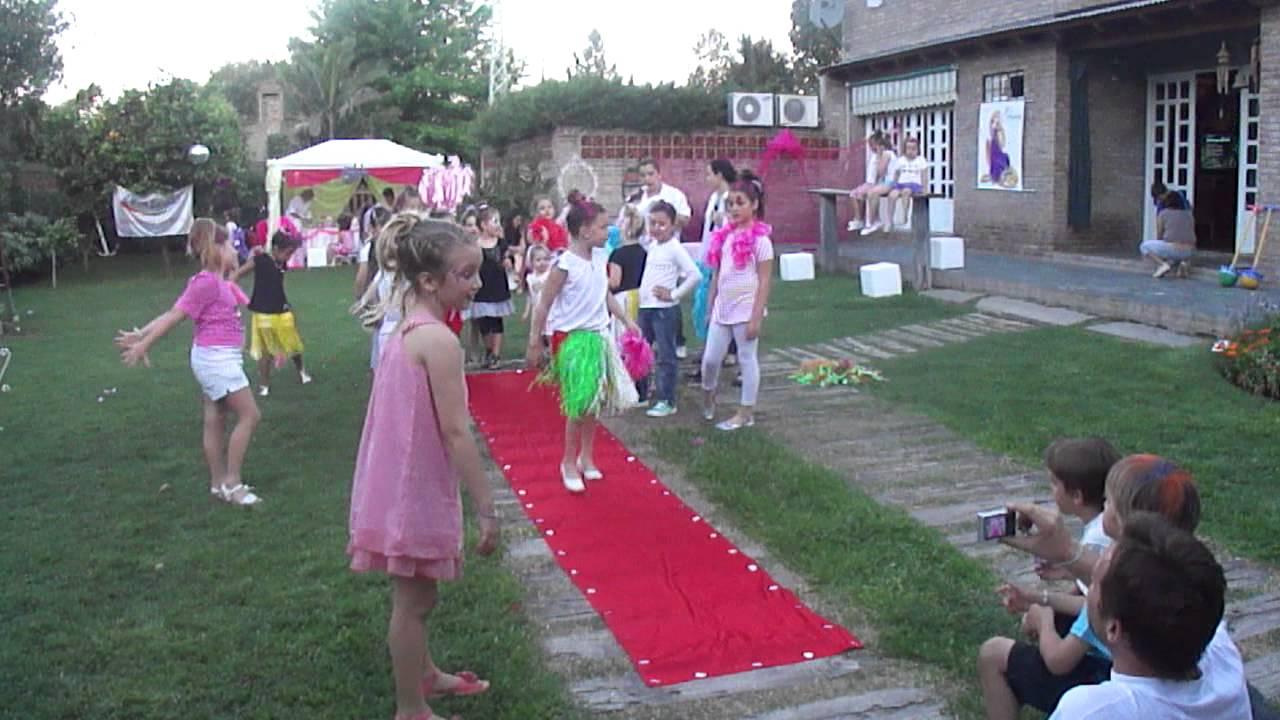 Spa de Belleza para festejar tu cumple. Desfile de las ...