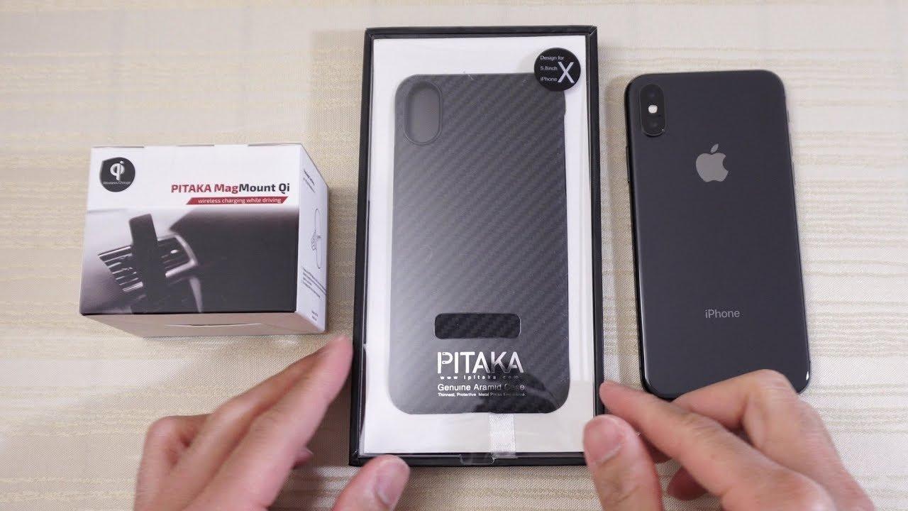 pitaka case iphone xs max