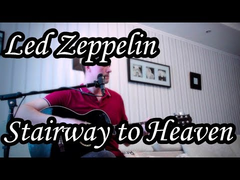 Led Zeppelin - Stairway to Heaven cover (Acoustic covers and songs by Sergio)