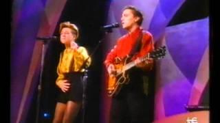 Paco Ortega e Isabel Montero - Duérmete Mi Amor (OTI España 1990)