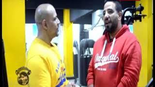جمال اجسام| لقاء مع المدرب ك محمد كمال حول قصة نجاحه