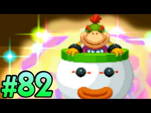 Mario & Luigi: Dream Team - Part 82: Secret Boss: Bowser Jr. [Battle Ring]