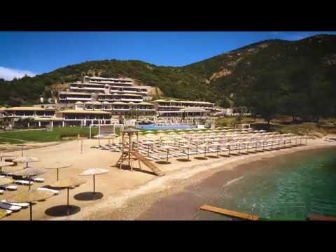 Thassos Grand Resort 5 Star Luxury Hotel In Thassos Greece