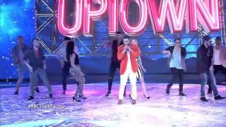 MBC The X Factor -ندجيم معطى الله-Uptown Funk- العروض المباشرة