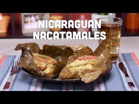 How To Make Nicaraguan Nacatamales   La Cocina S2 - mitú