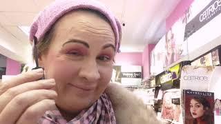 макияж магазинподружка для богачек и богатых женщин в норках красавица мейк тестерами