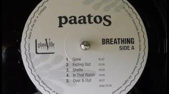 Paatos - Breathing (2011 / vinyl / LP) full album