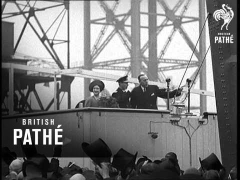 Royal Visit To Tyneside (1939)