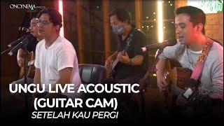 Live Acoustic Ungu - Setelah Kau Pergi at GEN FM (Guitar Cam