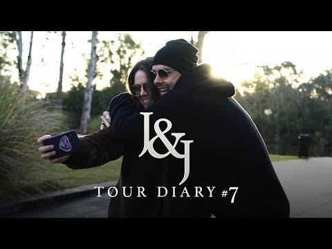 #JesseyJoy #Diario - Tour #7