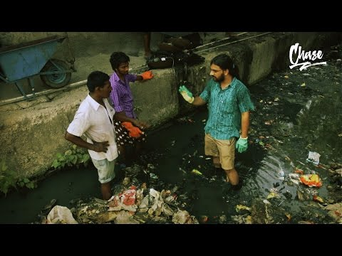 What I Learnt From Climbing Into Human Waste   Chase by ScoopWhoop