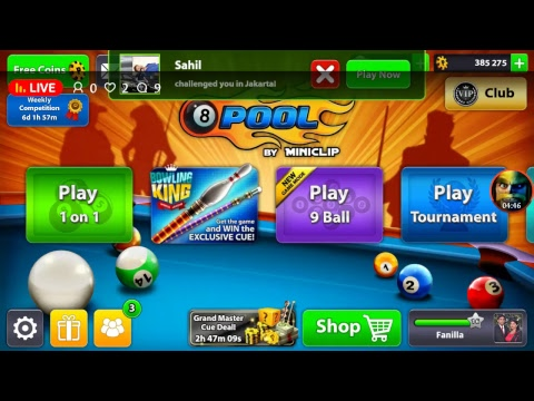 8 BALL POOL FREE COINS GIVEAWAY! SUBSCRIBE FOR MORE (220-883