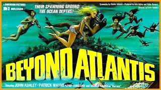 Beyond Atlantis (1973) VHS Trailer - Color / 2:17 mins