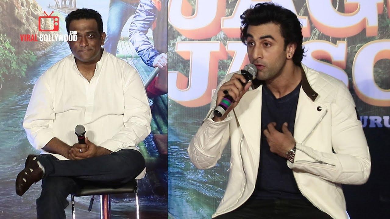 Ranbir kapoor on jagga jasoos i katrina kaif anurag basu have worked very hard on it the indian express - Ranbir Kapoor On Working With Anurag Basu Anurag Basu Is The Finest Director We Have In India