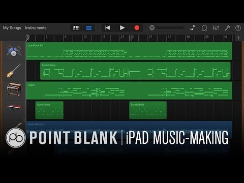Making Music with an iPad thumbnail