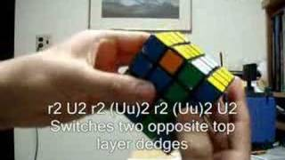 How to Solve a 4x4x4 Rubik's Cube - Part 3 - Parity Errors