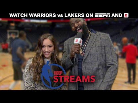 Hoop Streams: Previewing Warriors At Lakers | ESPN