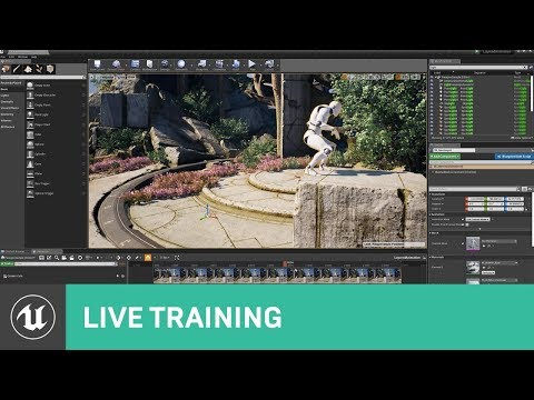 Virtual production in 4.22 | Inside Unreal