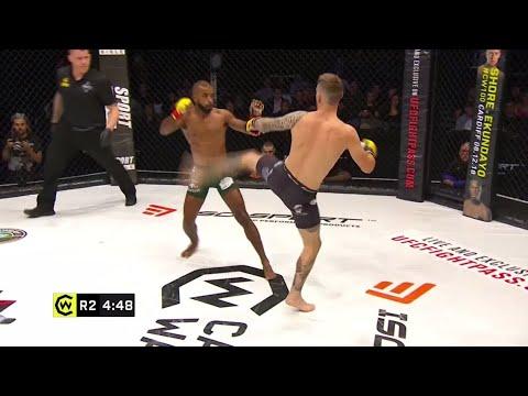 CW98: Scott Malone vs Adam Aramasinghe