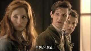 This is the story of Amelia Pond / Doctor Who/ドクター・フー