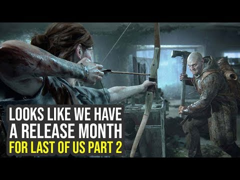 The Last of Us Part 2 Release Date & Ghost Of Tsushima Release Update (The Last of Us 2 Release Date