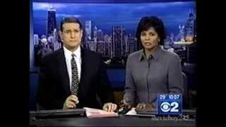 WBBM-TV Chicago - CBS 2 News at 10PM (2/05/2004)