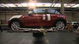 Cargo Air Freight of the new MINI F56