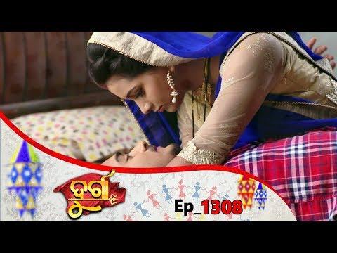 Durga | Full Ep 1308 | 15th Feb 2019 | Odia Serial - TarangTV