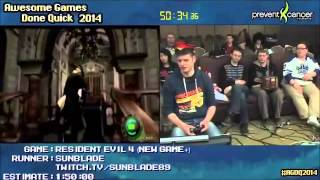 Resident Evil 4 - Speed Run - Robert Brandl