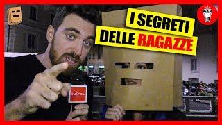 Serate INCONFESSABILI delle Ragazze Italiane - [Il Sacchetto Dei Segreti] - theShow