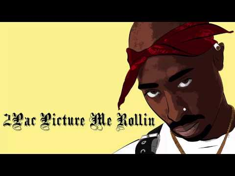2Pac Picture Me Rollin(mp3)+Download