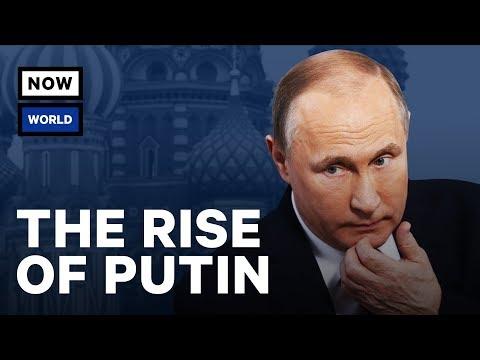 Vladimir Putin's Rise