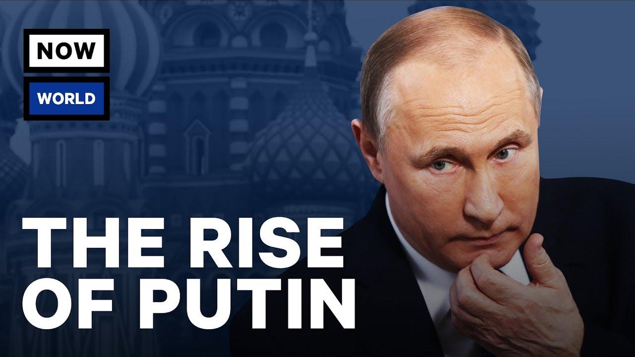 Vladimir Putin's Rise to Power | NowThis World