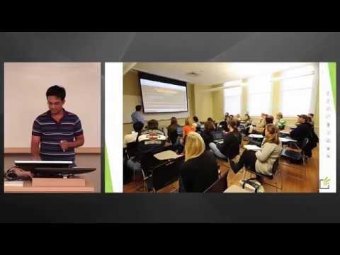 Demo of Inknoe Interactive Panel, National University of Singapore
