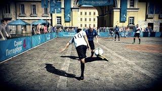 EL MEJOR JUGADOR DE FIFA STREET
