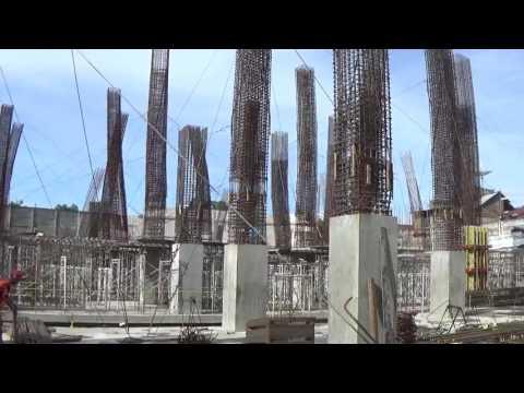 Prefab, Prefabricated Reinforcement, Cage, Rebar Cages, Rebar Fabrication, Anchor Rebar.