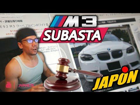 COMPRE  BMW M3 EN UNA SUBASTA EN JAPON! SIN VERLO! [By JAPANISTIC]