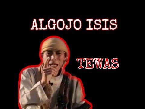 Algojo ISIS Asal Indonesia TEWAS