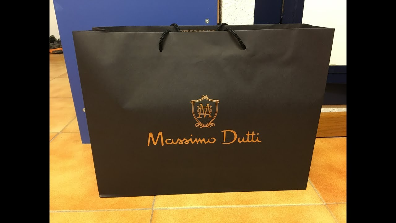 f2cb81907 UNBOXING MASSIMO DUTTI Oxford Shoes