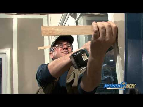 Installation - Sliding Patio Doors