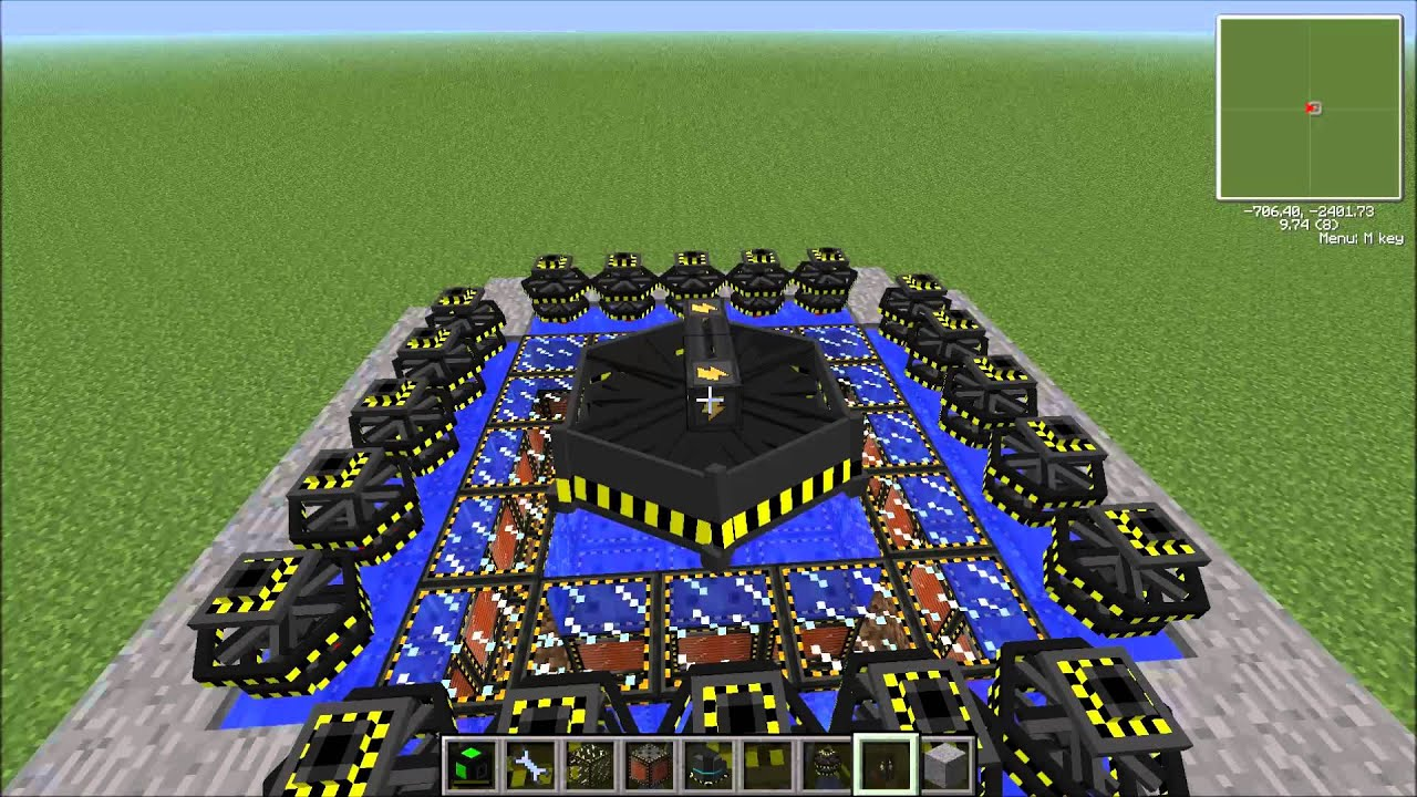Voltz Tutorials Fusion Reactor Small Setup