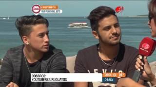 Buen día Uruguay - Dos Bros 06 de Enero de 2017