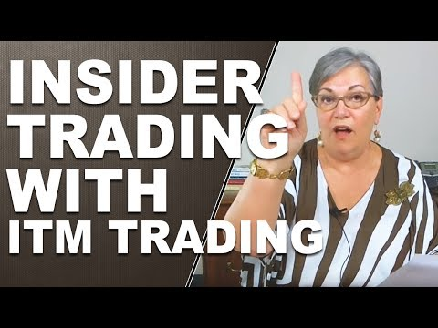 Insider Trading with ITM Trading's Lynette Zang Gold Mining Stock