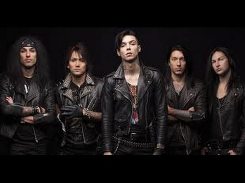 Black Veil Brides   The Outsider  Full HD